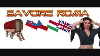 Gitano Roma 2016 Tento Cardas Venuje pre stranku Savore Roma