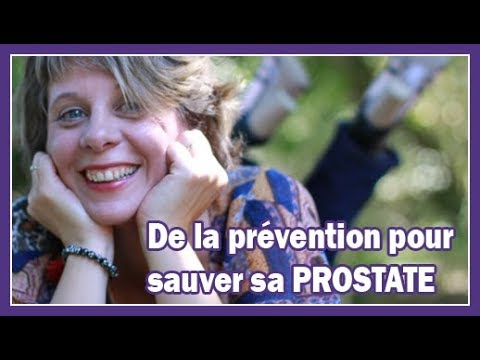 Glande de la prostate sécrète un secret