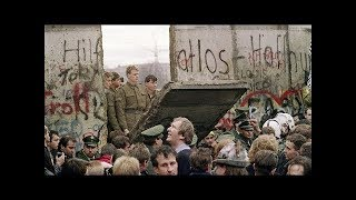 video: 'It could have been a bloodbath': Checkpoint Charlie as the Berlin Wall fell down
