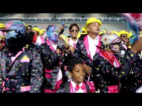 (Bo Kaap) DISTRICT SIX RAW Cape Town Carnival 5 January 2019 Athlone Stadium/minstrels