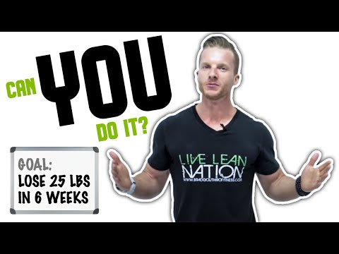 Why Some People Can Lose 25 lbs in 6 Weeks!