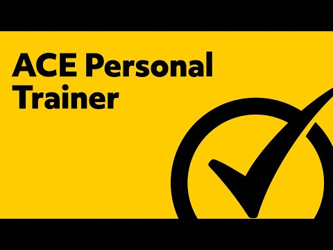 Free In-depth ACE Personal Trainer Study Guide - YouTube