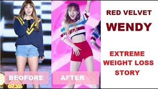 Red Velvet   Wendy Extreme Weight Loss 2013   2017