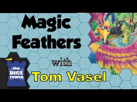 Magic Feathers Review - with Tom Vasel