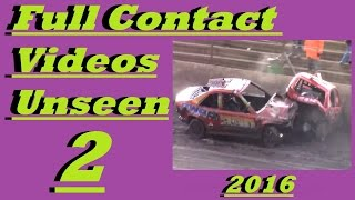 Full Contact Videos Unseen 2016 2