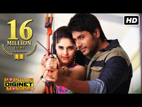 LOVE RATRI (2018) | Latest Blockbuster South Indian Hindi Dubbed Full Movie 2018