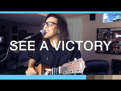 See a Victory - Elevation Worship Cover by Jordan Coley