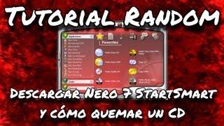 Tutorial Random - Descargar Nero 7 StartSmart Y Cómo Quemar Un CD   MF-MEGA 1 Link - 2014  