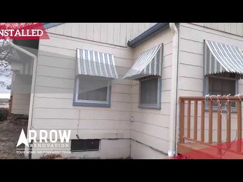 Gutters and Downspouts Installed in Eudora, KS