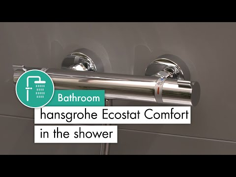 Hansgrohe Ecostat Comfort robinet de douche chrome