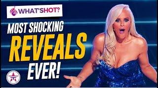 10 Most SHOCKING REVEALS On The Masked Singer EVER!