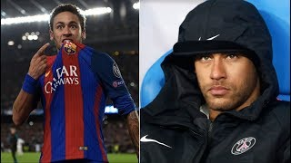 Will Neymar Return To Barcelona From Psg Latest Transfer Reports