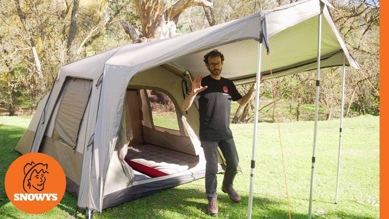 Turbo Plus 240 Tent
