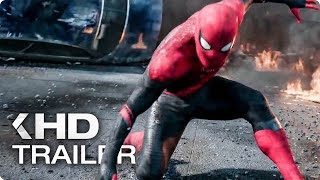 SPIDER-MAN: Far From Home All Clips & Trailers (2019)