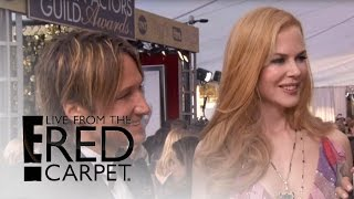 Keith Urban Gives Nicole Kidman Best Compliment Ever | Live From the Red Carpet | E! News