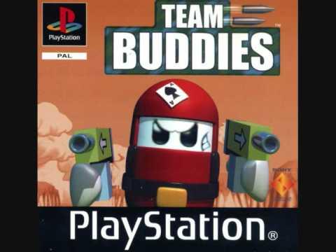Team Buddies - Droopy wood