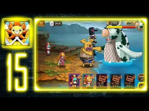 Sunny Pirates: Going Merry (One Piece) - Gameplay Walkthrough Part 15