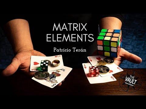 Matrix Elements by Patricio Teran