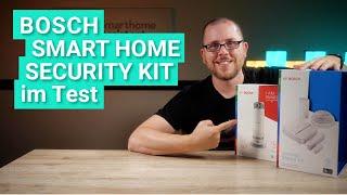 Bosch Smart Home Security Starter-Kit im Test - Für mehr Sicherheit im Smart Home!
