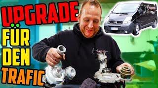 Lader + Software am KASTENWAGEN! - Renault Traffic - Technikvideo!