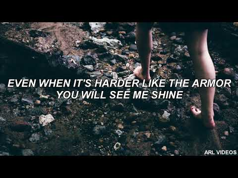 Avril Lavigne- Warrior (lyrics)