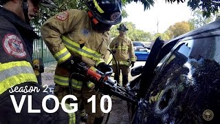 Miami Police VLOG: Miami Fire Department