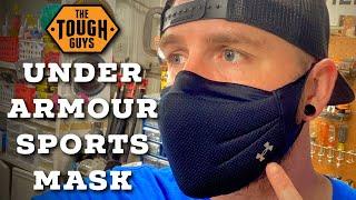 Under Armour SportsMask! Best Mask Option in 2020?