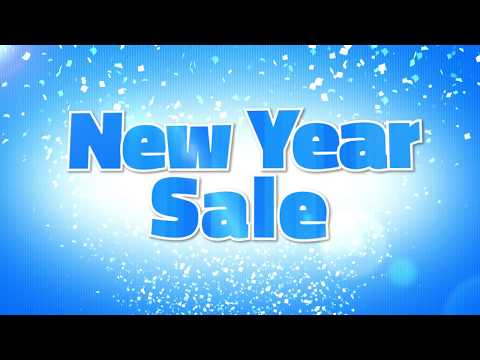 New Year Sale - 2018