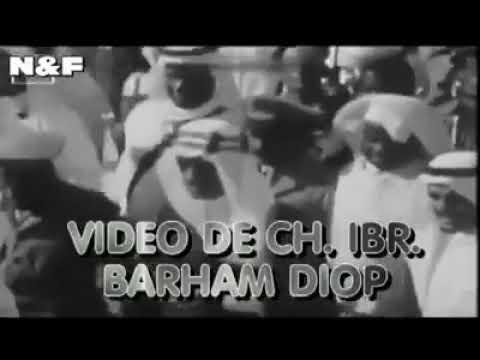 Sheikh Ibrahim Inyass In Necca