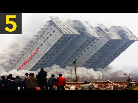 Top 5 Demolitions Gone Wrong