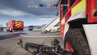 Savage Flanks!!!! | Random Moments | Rainbow Six: Siege