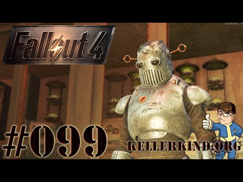 Fallout 4 - Automatron #099 - Der Mechanist ★ Let's Play Fallout 4 [HD|60FPS]