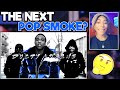 THE NEXT POP SMOKE?! Reacting To DUSTY LOCANE - Rolando (Caught In The Rain) (Official Video)