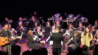 preview picture of video 'Luckiest Man Alive met het Zuilens Fanfare Corps:  Op Zuilen  b.voc. Marloes Klaasen'