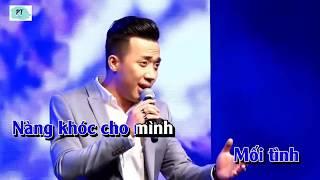 Cánh hồng phai - Trấn Thành karaoke HD - Beat chuẩn