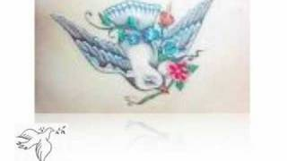 Special Dove Tattoos