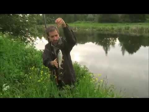Le corde di wattled per pescare di som
