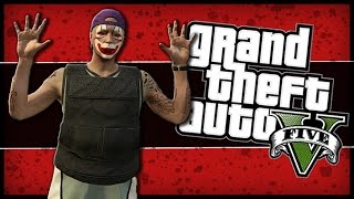 GTA 5: Trolling ExtreamezZz, Funny Muggers, Singing Up The Stairs, Freestyle Battle (Comedy Gaming)