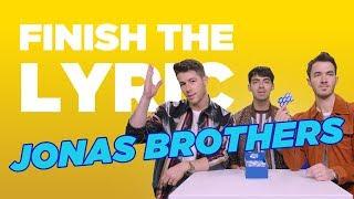 Finish The Lyric: Jonas Brothers | Capital