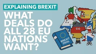 What Brexit Deal Do EU Countries Want? - Brexit Explained