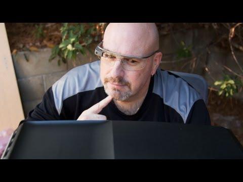 Google Glass Hands On! (ASUS M51AC $900 Desktop PC Unboxing)