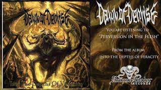 """Dawn of Demise - """"Into the Depths of Veracity"""" (Official Album Stream - HD Audio)"""