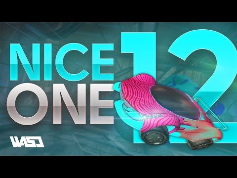 NICE ONE! #12 | MOST AMAZING Rocket League GOALS, FLIPS RESETS, CEILING SHOTS AND SAVES MONTAGE