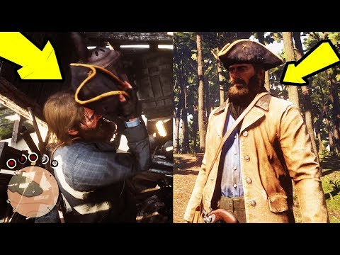 All Found Hats and Found Masks in Red Dead Redemption 2