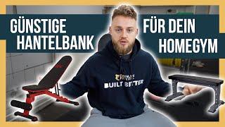Günstige Hantelbank für Dein Homegym - Berlin Barbell Equipment Tipps