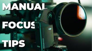 15 Tips for BETTER Manual Focus for Video
