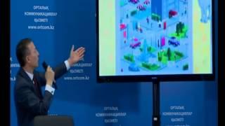 Презентация мобильного приложения онлайн курса казахского языка Soyle.kz