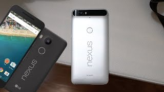 Nexus 6P vs 5X: 10 Things Before Buying!