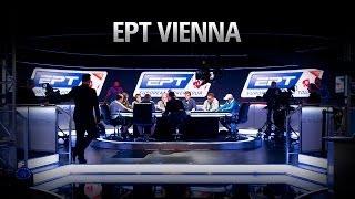 EPT 10 Viena 2014 - Evento Principal, Mesa Final