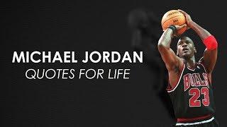Michael Jordan Quotes | Motivational Video